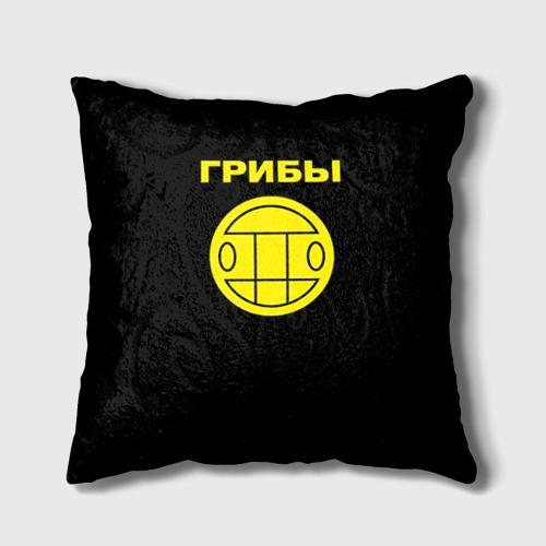 Подушка 3D  Фото 01, Грибы 2