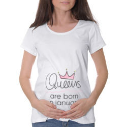 Королевы рождаются в январе