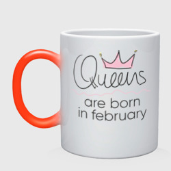 Королевы рождаются в феврале