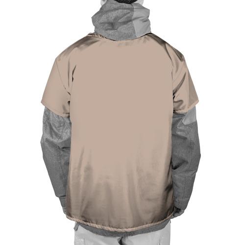 Накидка на куртку 3D  Фото 02, Орел