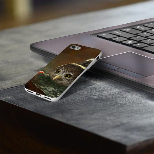 Чехол для Apple iPhone 8 силиконовый глянцевый  Фото 03, Завтрак