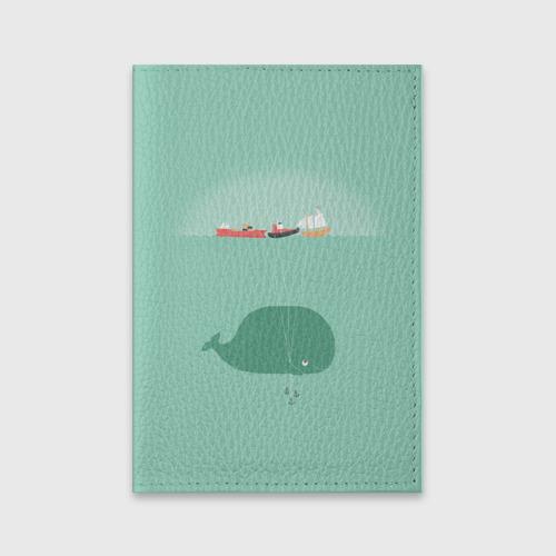 Кит с корабликами