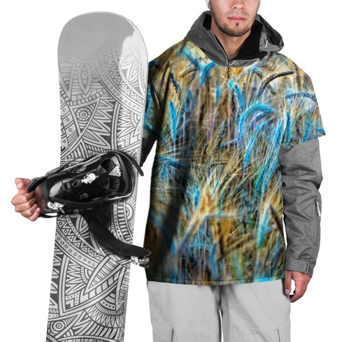 Накидка на куртку 3D  Фото 01, Поле