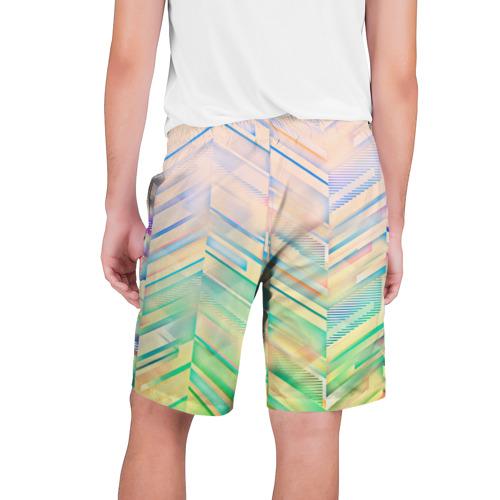 Мужские шорты 3D  Фото 02, Light strips