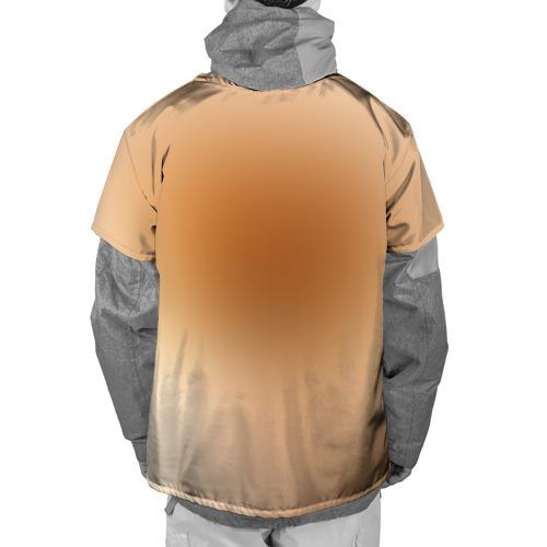 Накидка на куртку 3D  Фото 02, Пушистик