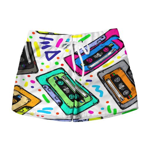 Женские шорты 3D  Фото 01, Кассеты