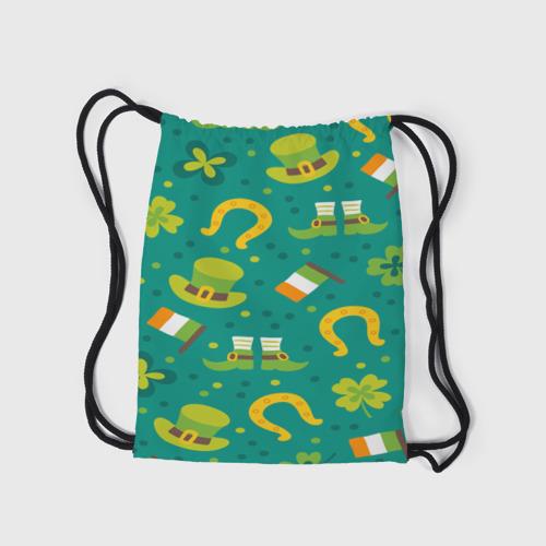 Рюкзак-мешок 3D  Фото 05, День святого Патрика