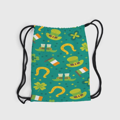 Рюкзак-мешок 3D  Фото 04, День святого Патрика