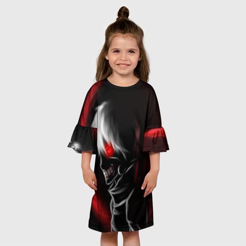 Детское платье 3D  Фото 01, Tokyo Ghoul