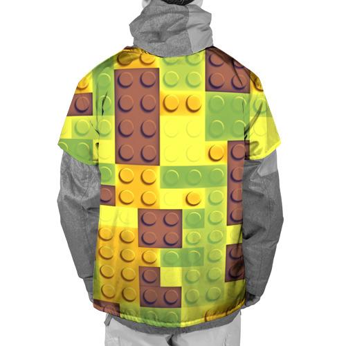Накидка на куртку 3D  Фото 02, Constructor