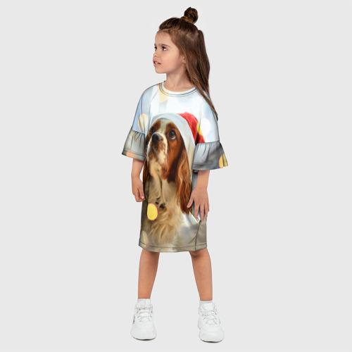 Детское платье 3D  Фото 03, Рождество