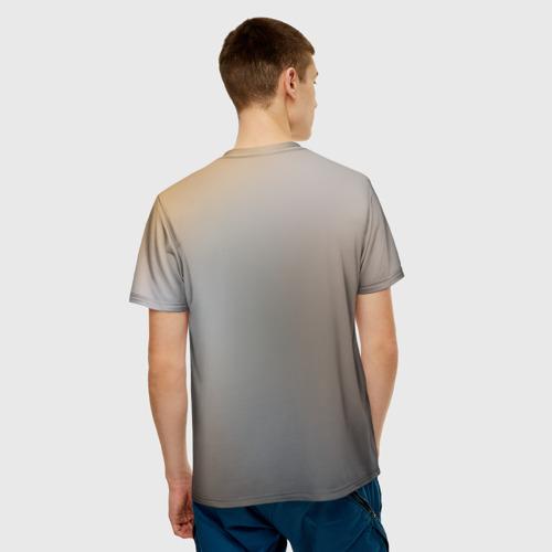 Мужская футболка 3D  Фото 02, Французский бульдог