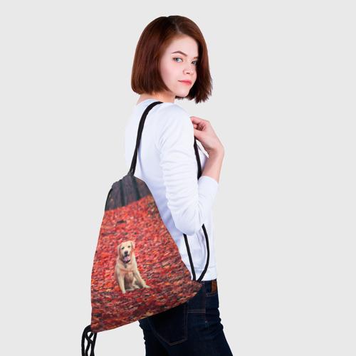 Рюкзак-мешок 3D  Фото 02, Red