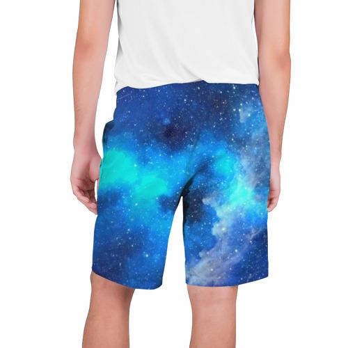 Мужские шорты 3D  Фото 02, Космический свет