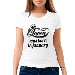 Королева рождена в январе