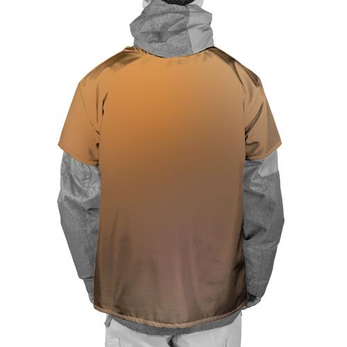 Накидка на куртку 3D Милашка