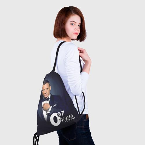 Рюкзак-мешок 3D  Фото 02, Агент охраны труда