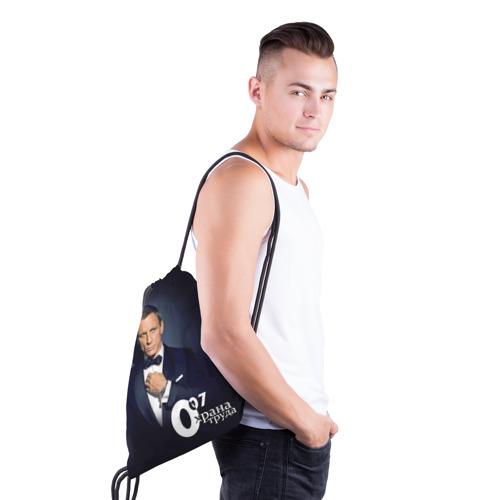 Рюкзак-мешок 3D  Фото 03, Агент охраны труда