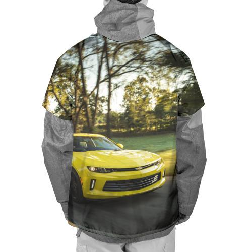 Накидка на куртку 3D  Фото 02, Chevrolet Camaro