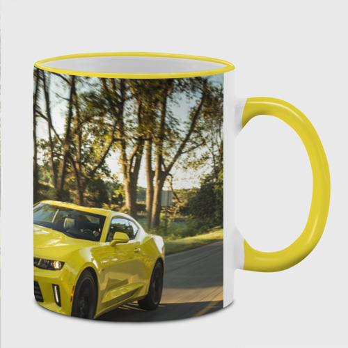 Кружка с полной запечаткой  Фото 02, Chevrolet Camaro