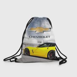 Желтый Chevrolet