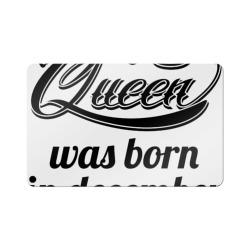 Королева рождена в декабре