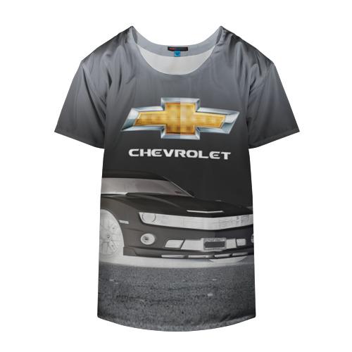Накидка на куртку 3D  Фото 04, Chevrolet, ночь