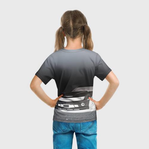 Детская футболка 3D  Фото 04, Chevrolet, ночь