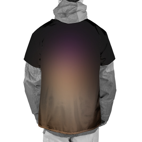 Накидка на куртку 3D  Фото 02, Профессор