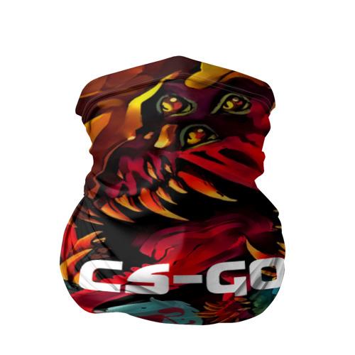 Бандана-труба 3D CS GO-Hyper beast