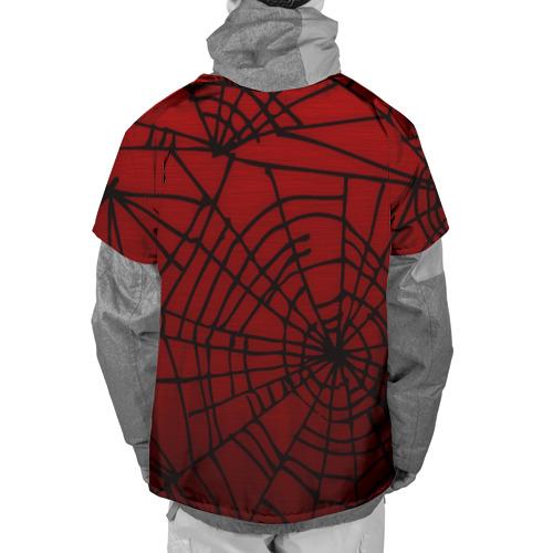 Накидка на куртку 3D  Фото 02, CS:GO Crimson Web