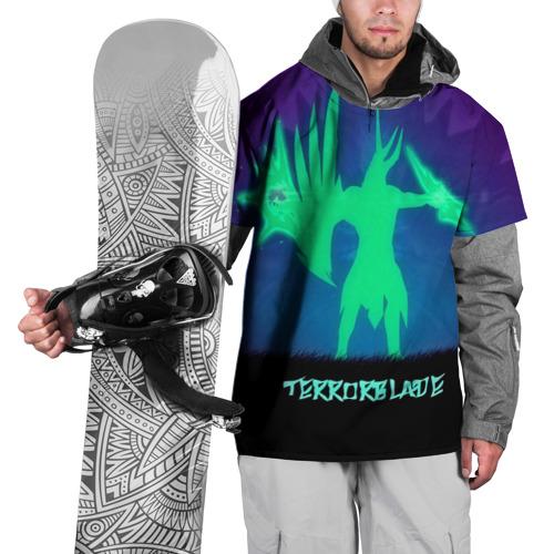 Накидка на куртку 3D  Фото 01, TERRORBLADE