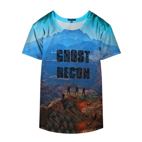 Накидка на куртку 3D  Фото 04, Ghost Recon