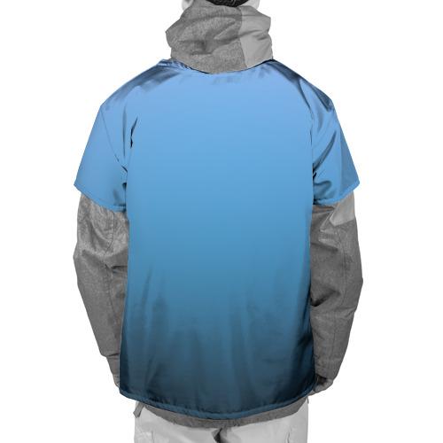 Накидка на куртку 3D  Фото 02, ZEUS