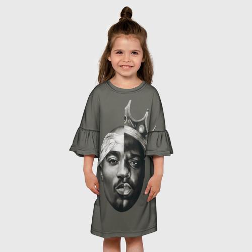 Детское платье 3D  Фото 01, Короли хип-хопа!