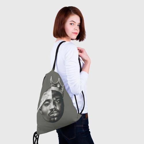 Рюкзак-мешок 3D  Фото 02, Короли хип-хопа!