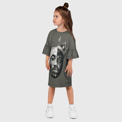 Детское платье 3D  Фото 03, Короли хип-хопа!