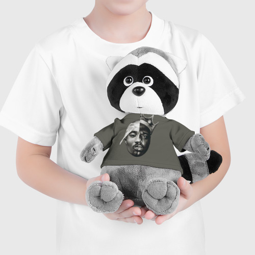 Енотик в футболке 3D  Фото 04, Короли хип-хопа!