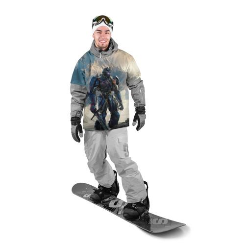 Накидка на куртку 3D  Фото 03, Трансформер