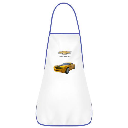 Фартук с кантом  Фото 01, Chevrolet Camaro