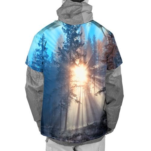 Накидка на куртку 3D  Фото 02, Woodland