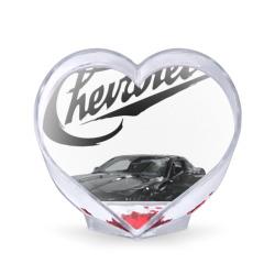Черный Chevrolet