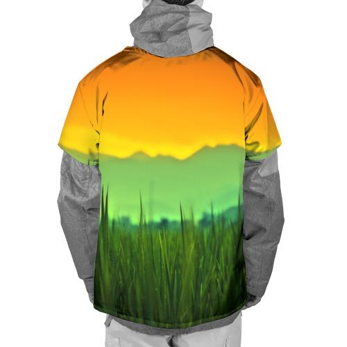 Накидка на куртку 3D  Фото 02, Пейзаж