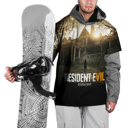Накидка на куртку 3D  Фото 01, Resident Evil