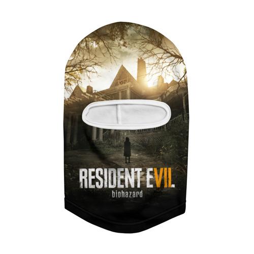 Балаклава 3D  Фото 02, Resident Evil