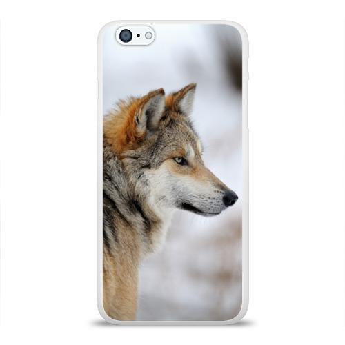 Чехол для Apple iPhone 6Plus/6SPlus силиконовый глянцевый  Фото 01, Хозяин леса