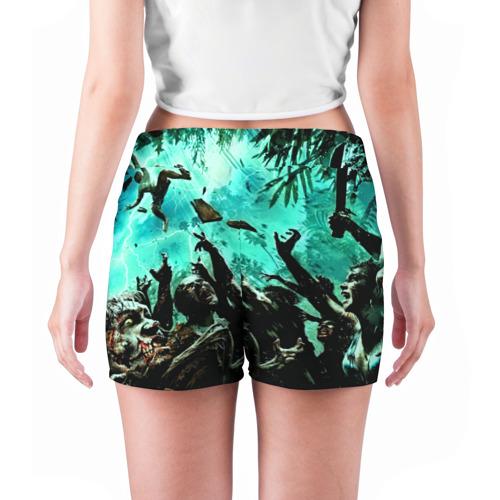 Женские шорты 3D  Фото 04, Dead Island
