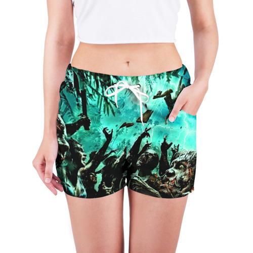 Женские шорты 3D  Фото 03, Dead Island