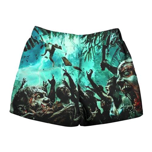 Женские шорты 3D  Фото 02, Dead Island