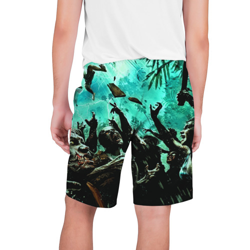 Мужские шорты 3D  Фото 02, Dead Island